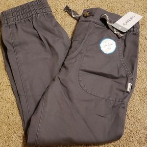 Carters size 6 gray pants